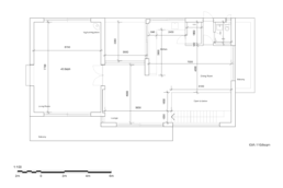 Cliff House floorplan