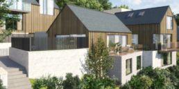 Kingfisher House CGI