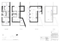 Purple Heron House Floorplan
